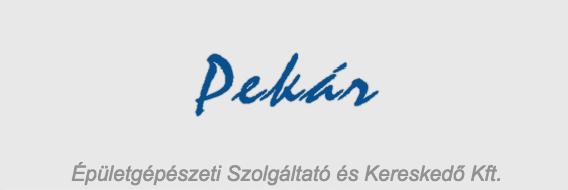 Pekár Épületgépészeti Szolgáltató és Kereskedő Kft.